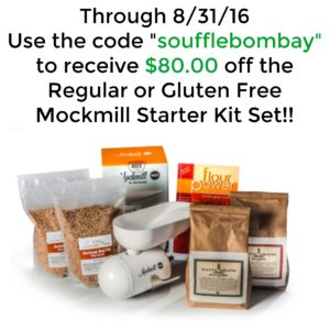 Mockmill Starter Kit Offer