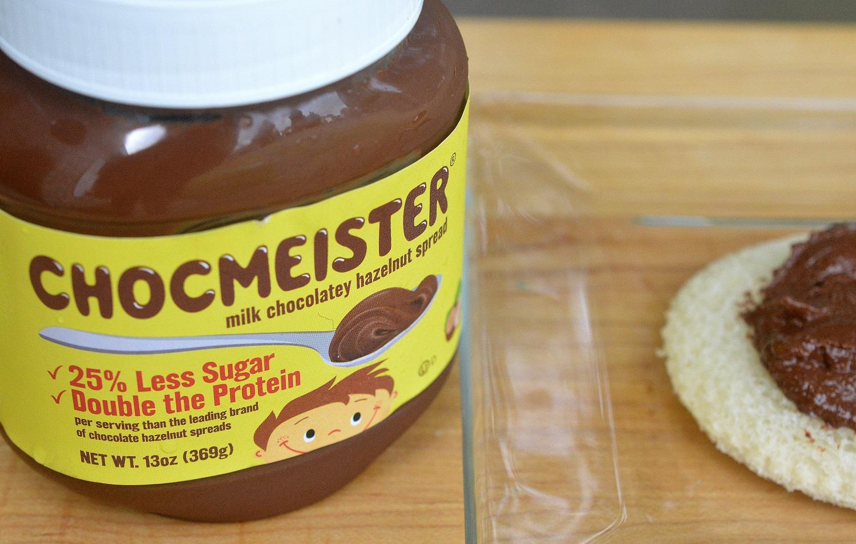 Chocolate & Hazelnut Spread with 25% less sugar