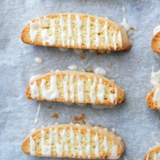 Apple Cider Biscotti are different, delicious and make a great food gift!