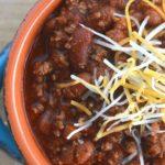 The BEST 30 Minute Chili Recipe