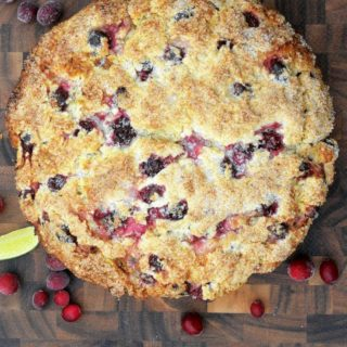 Cranberry Soda Bread