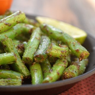 Cajun Green Beans (Low Carb and Gluten Free)