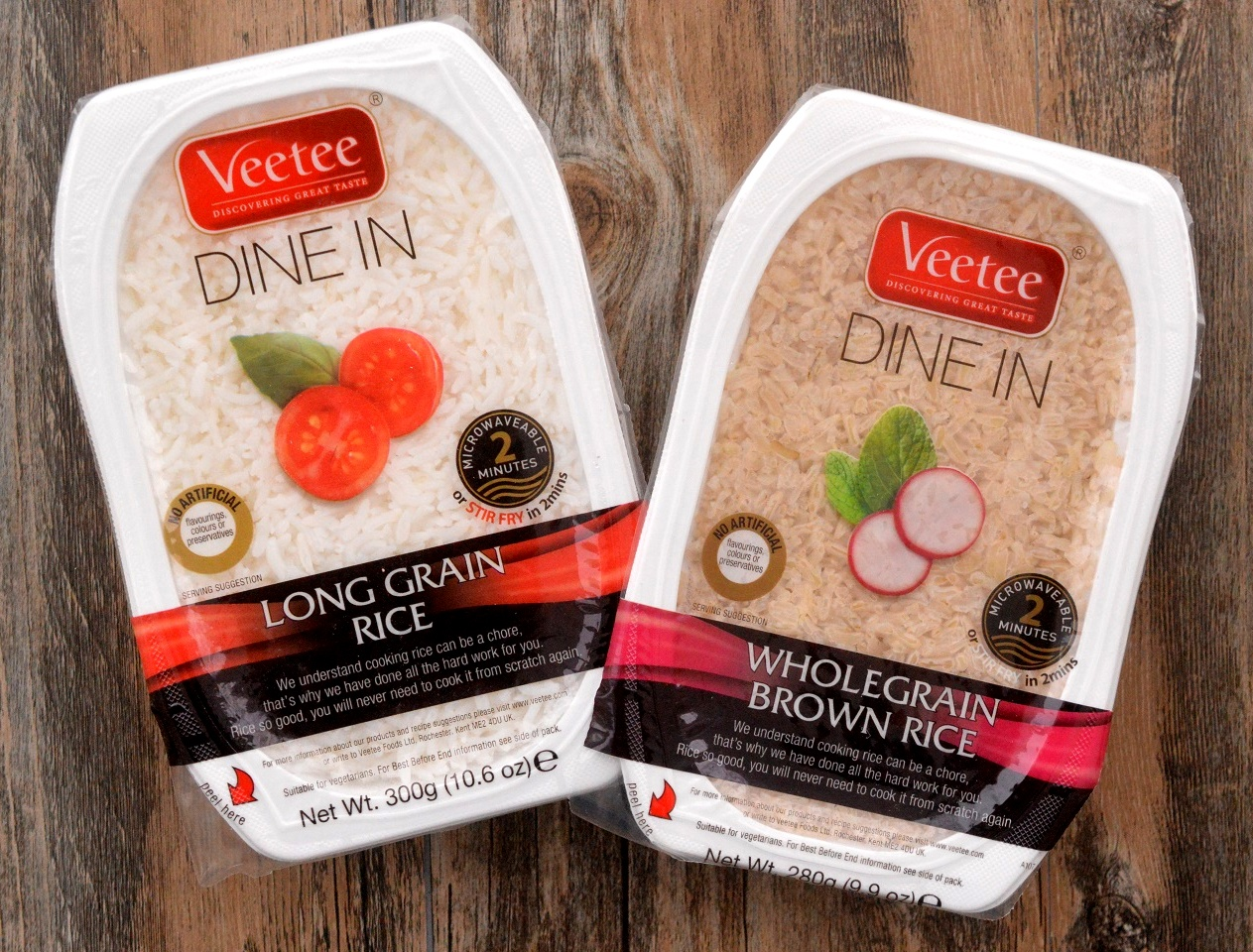 Veetee Dine In Rice
