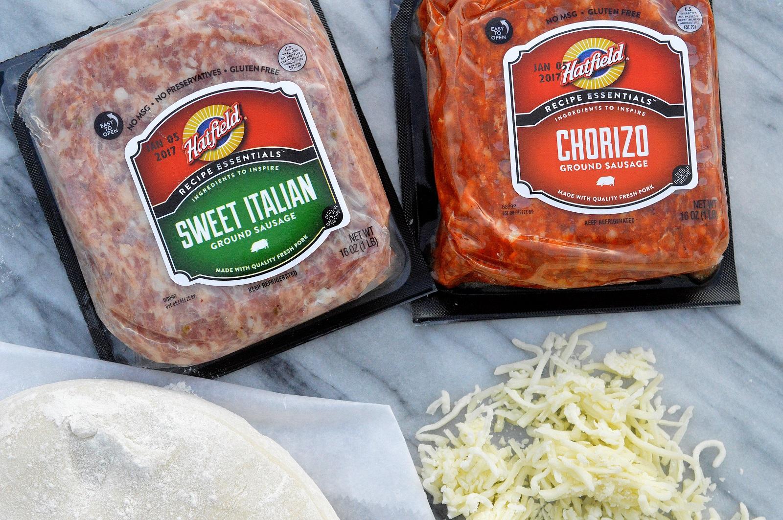 Hatfield Essentials Ground Sausage