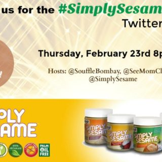 #SimplySesame Twitter Party – RSVP Here