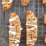 Carrot Cake Biscotti - The flavors of carrot cake in biscotti form. Easier to make too!