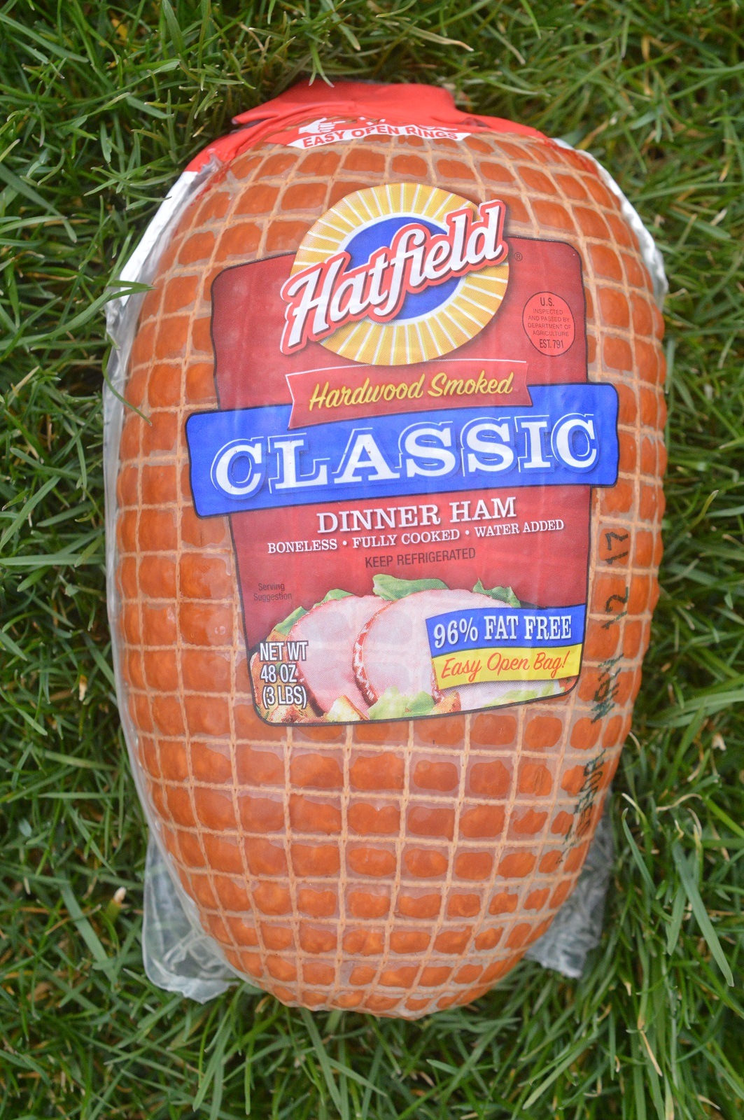 Delicious every time - The classic Hatfield Ham