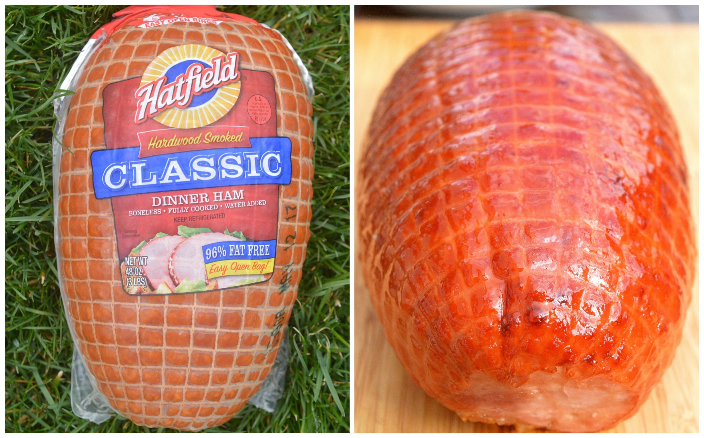 Hatfield Hardwood Smoked Boneless Dinner Ham