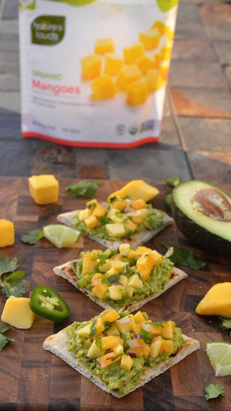 Avocado Mango Toast