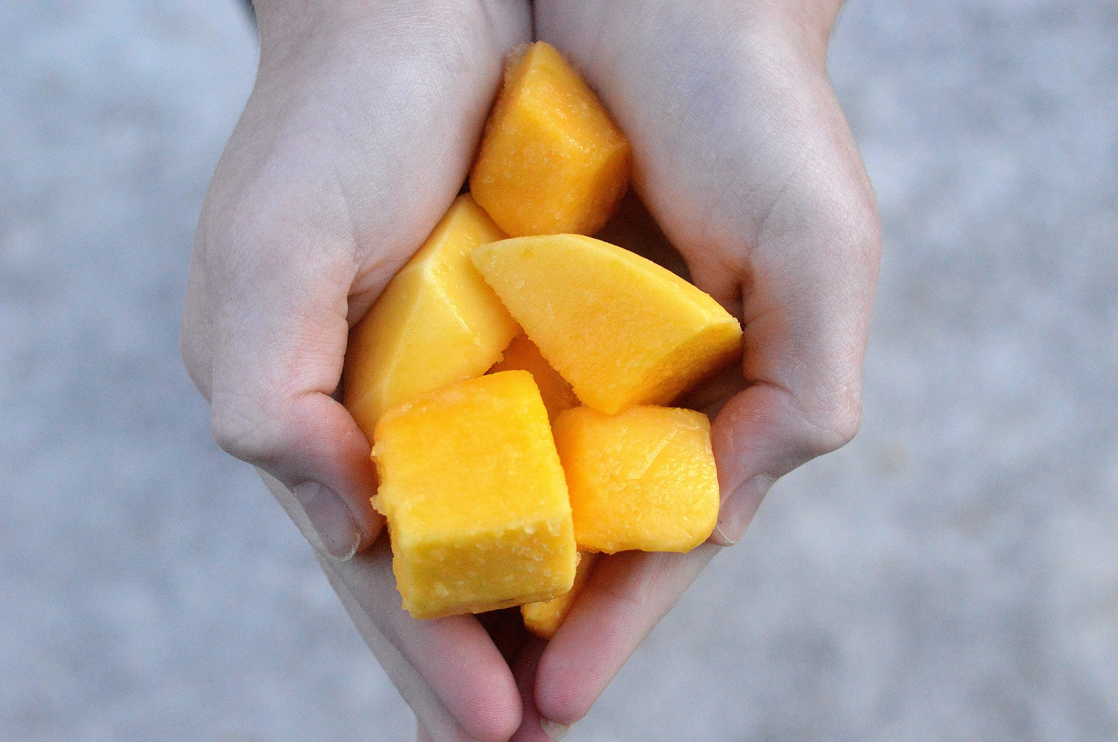 Natures Touch Organic Mango