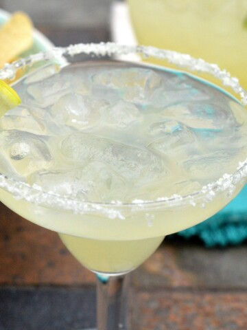 Classic Margarita's By The Pitcher