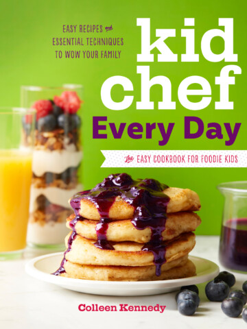 Kid Chef Everyday Cookbook for Kids