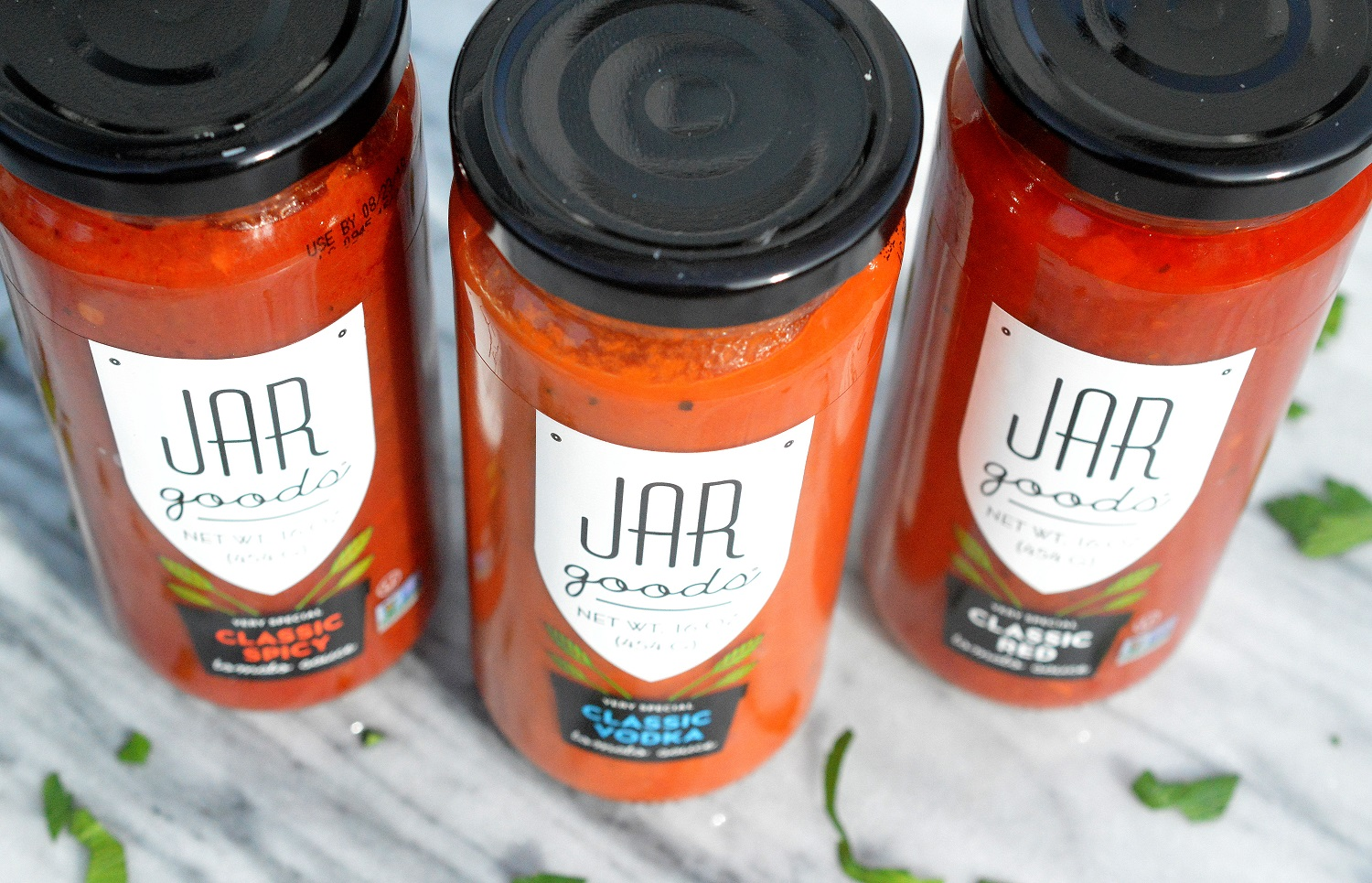 Jar Goods Specialty Pasta Sauces. Clean label, all-natural & GMO Free
