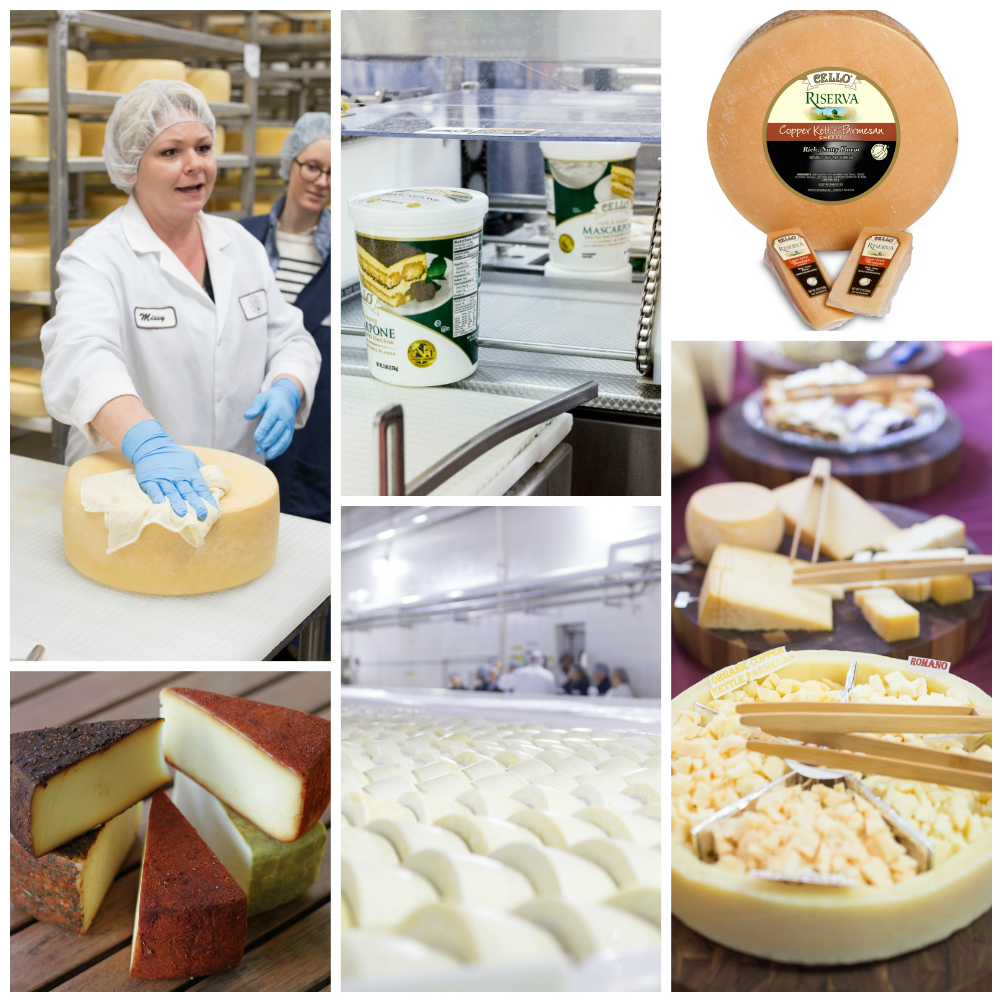 Schuman Cheese Tour Pics