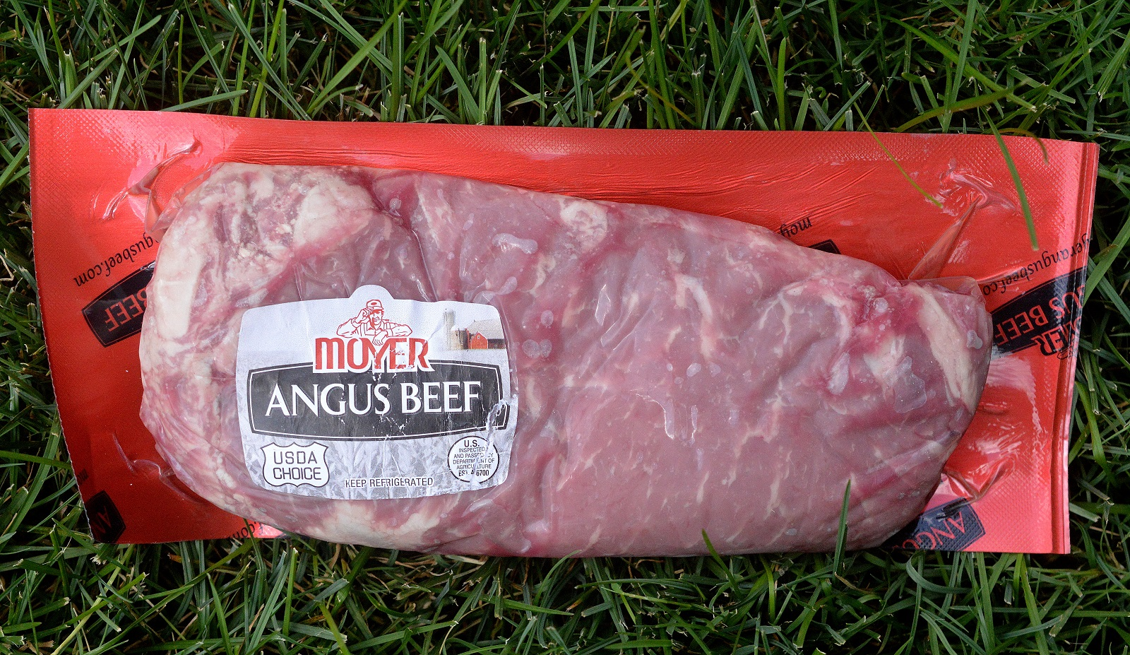 Moyer Beef, Raised on small family farms across Pennsylvania