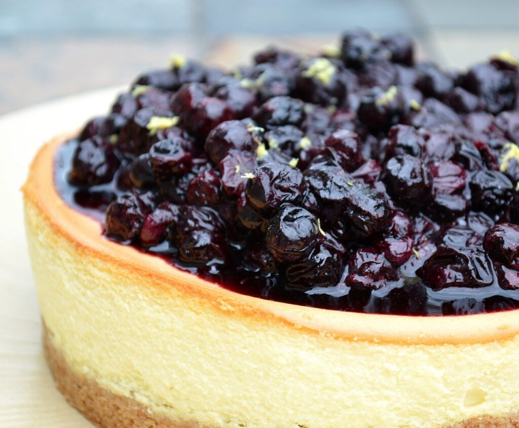 Cheesecake topping ideas