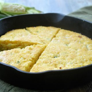 Oprah's Skinny Cornbread Recipe & Summer Entertaining