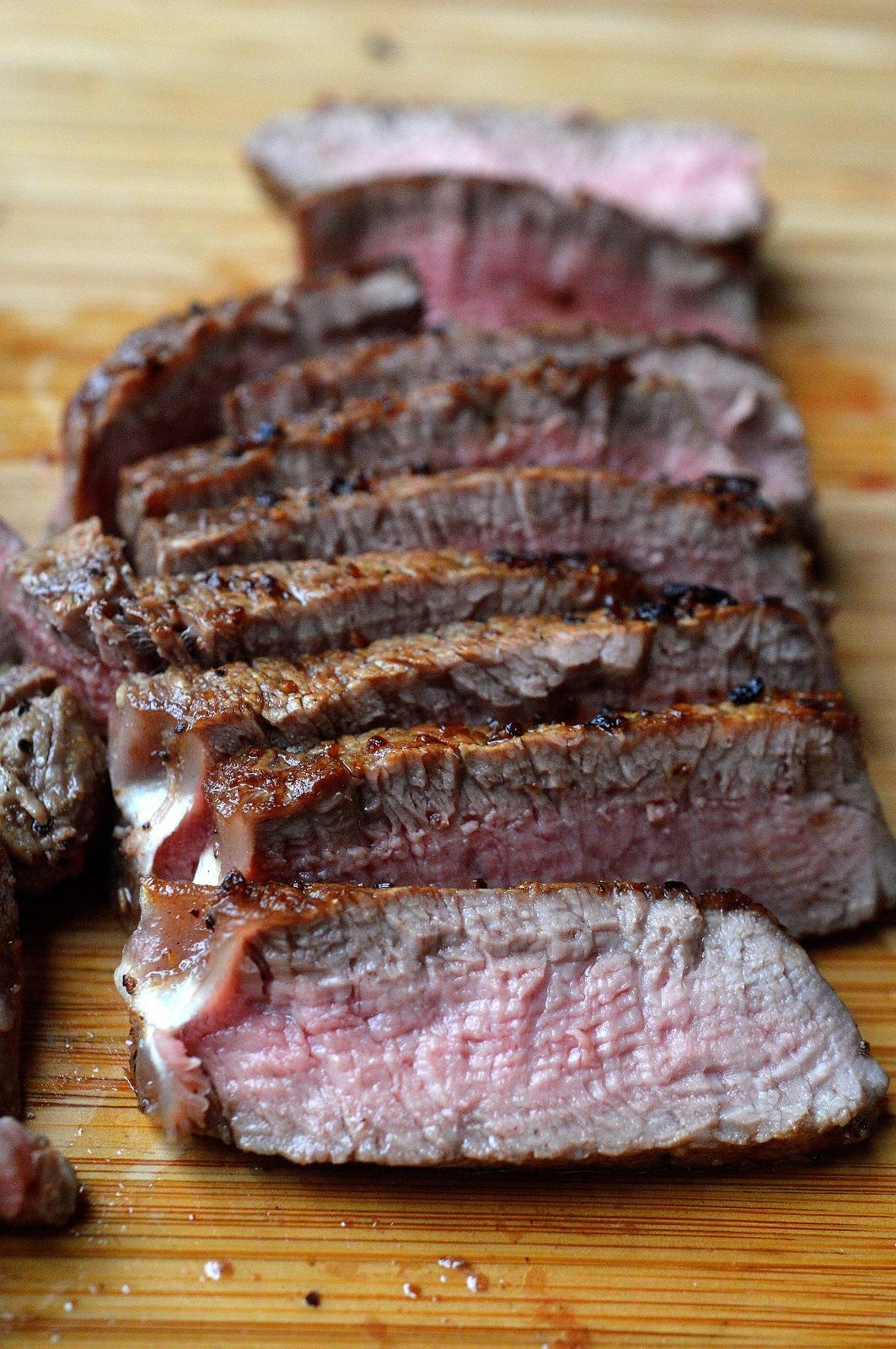 Delicious Moyer Beef for Steak Flatbread Recipe