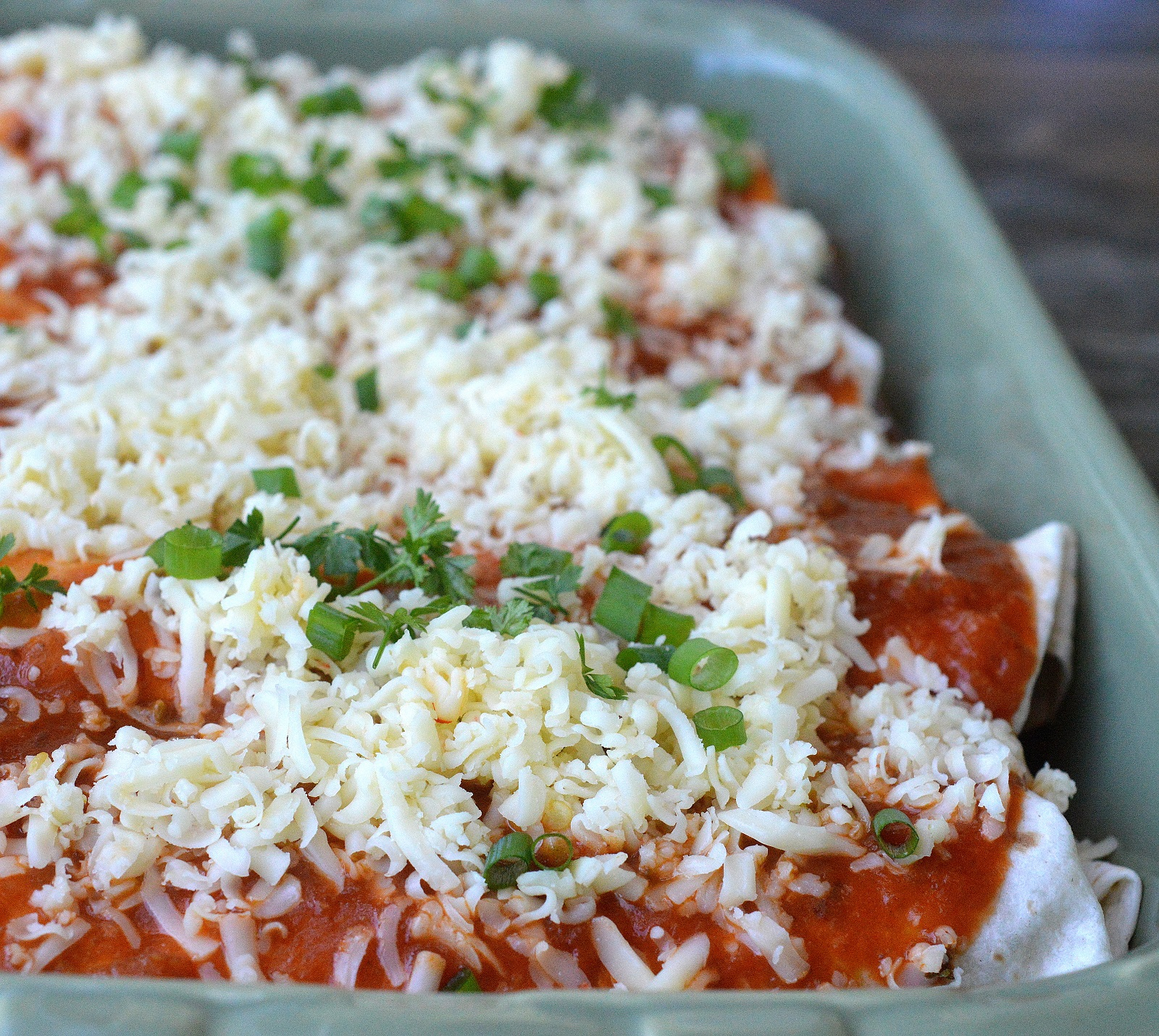 Incredibly delicious recipe for Beef Enchiladas These are SO goods, they could be the best you've ever had in or out!