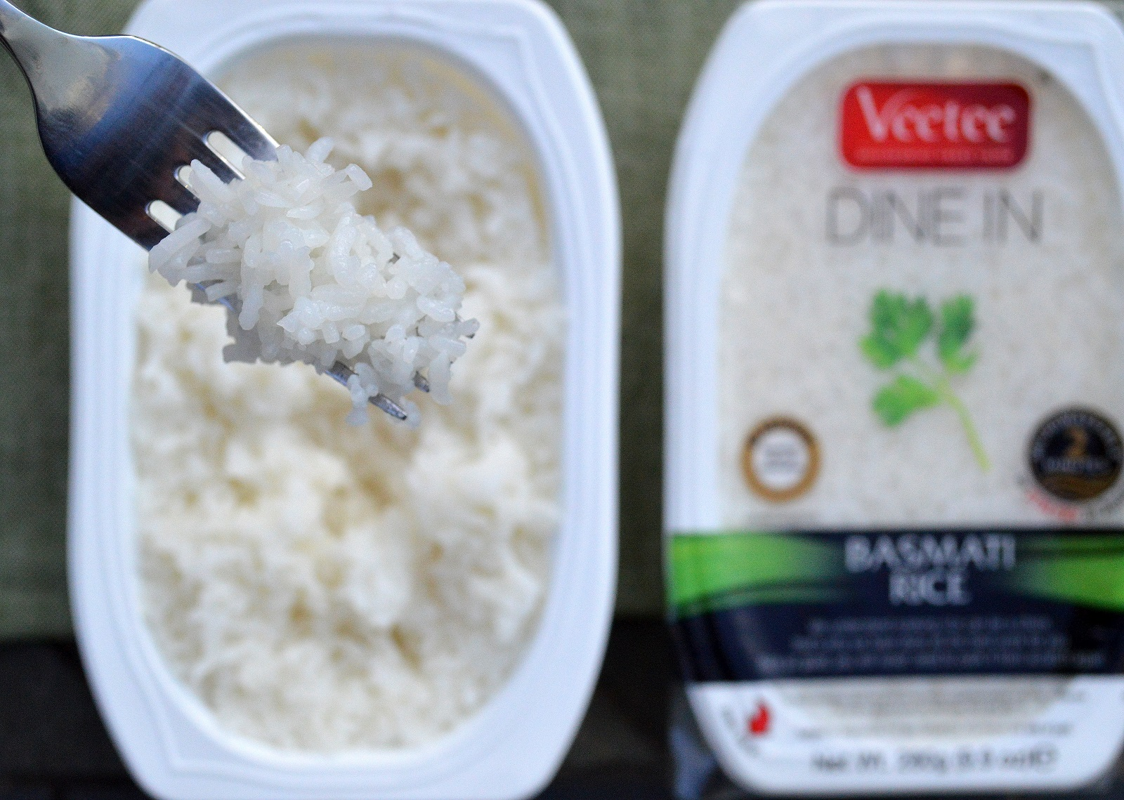 Veetee Rice - Ready in 2 minutes!