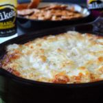 The BEST Hot Onion Dip, just 5 ingredients until YUM!!!