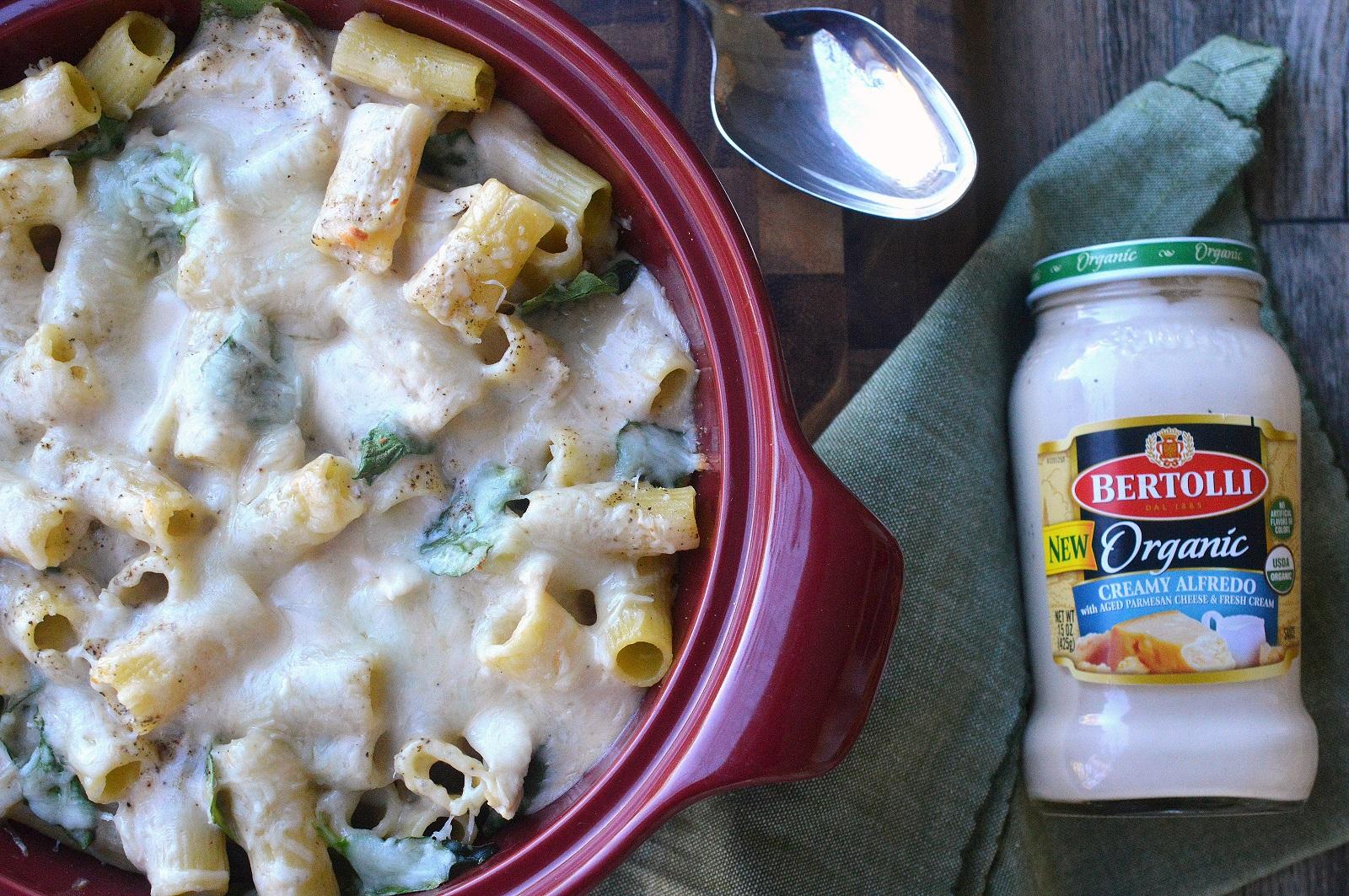 Easy Recipe Chicken Pasta Alfredo