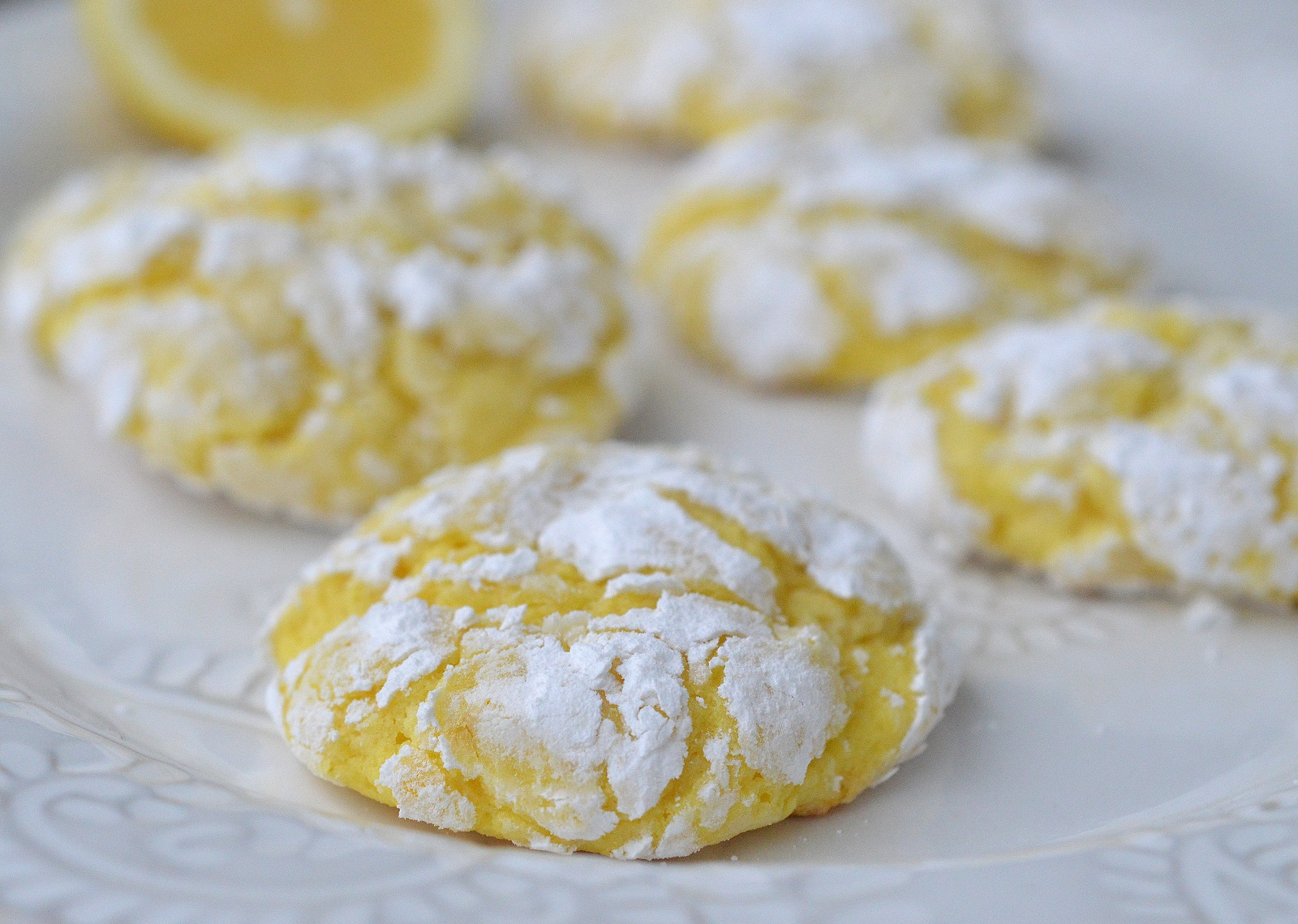 Easy Limoncello Cake Recipe