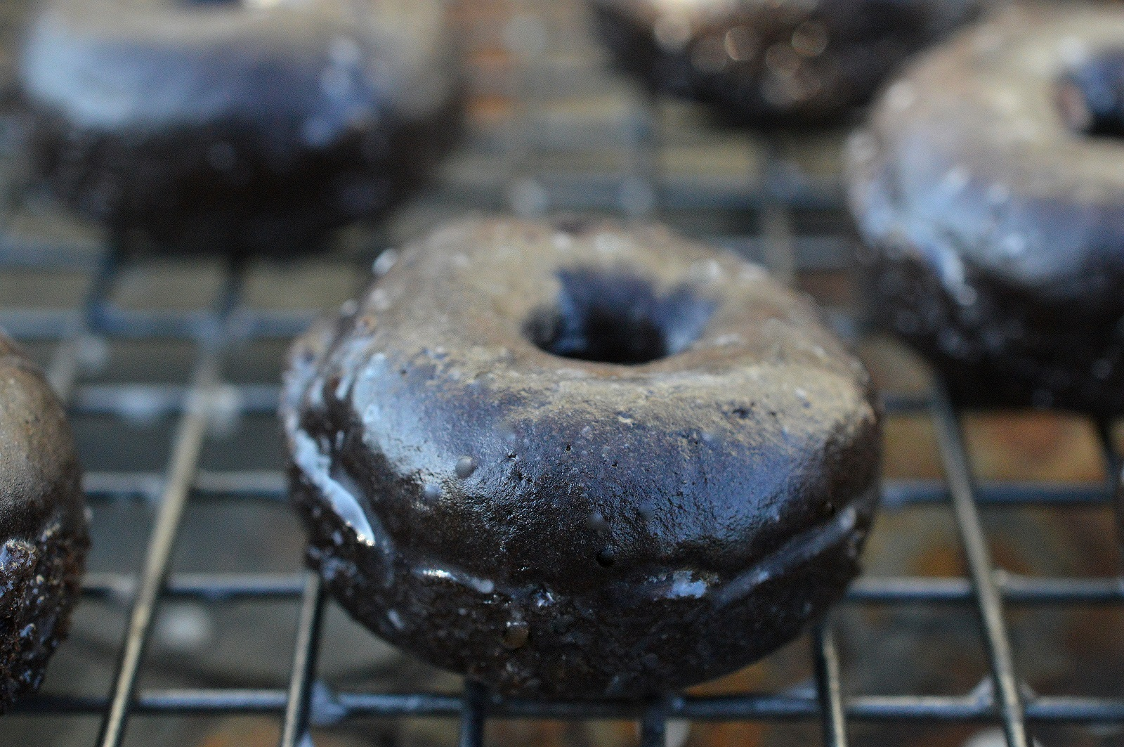 Easy to make Double Glazed Chocolate Donut Recipe, delicious!