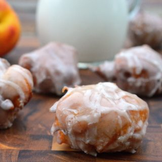 Easy Peach Fritters Recipe a delicious way to highlight fresh peaches