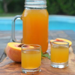 Fresh Peach Moonshine