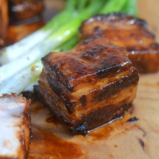 Sous Vide Asian Pork Belly