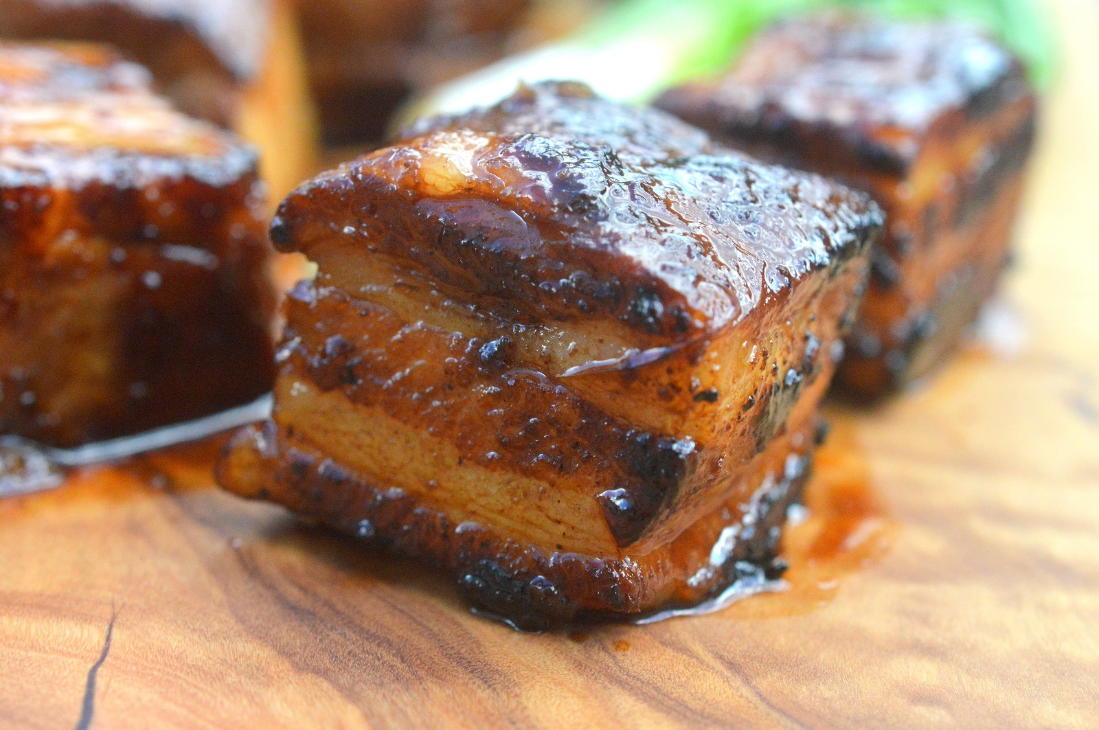 Sous Vide Asian Pork Belly - Melt in your mouth delicious!