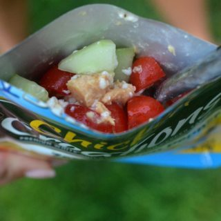 Easy Pouch Lunches with StarKist