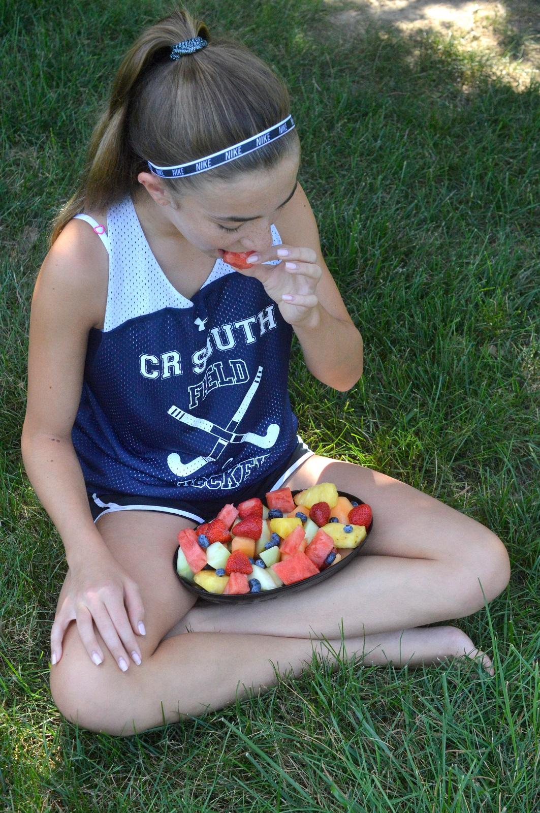 Keping Kid Athletes Hydrated with Fruit