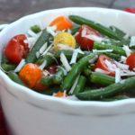 Simple Green Bean Salad