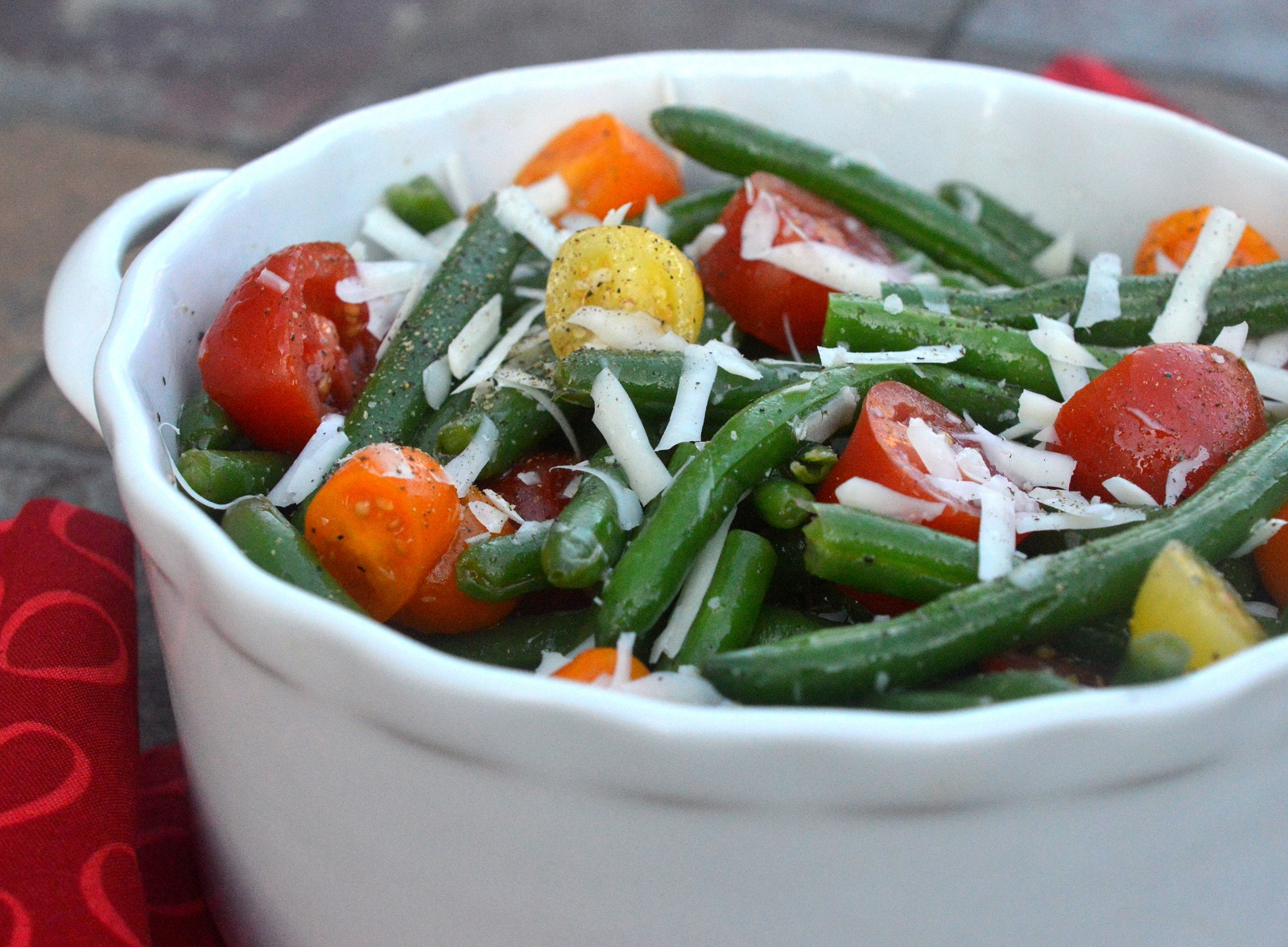 Simple Green Bean Salad