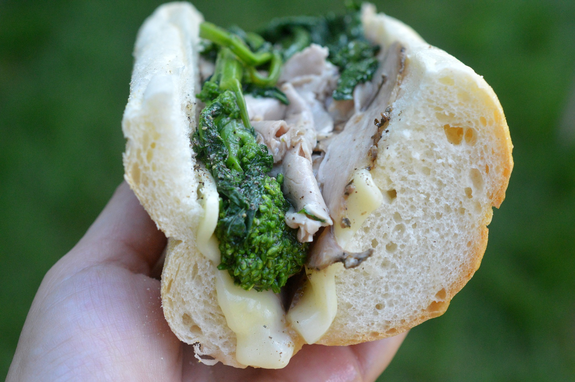 Philly Roast Pork Sandwich Recipe