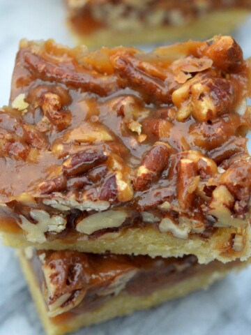 Easy Pecan Pie Cookie Bars