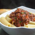 The BEST Pork Bolognese Recipe