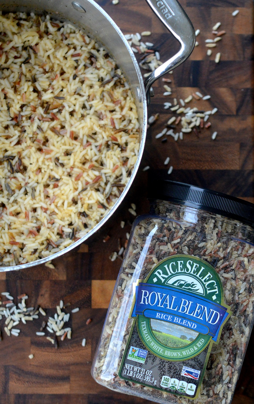 Rice Select Royal Blend Rice Roasted Vegetable Rice