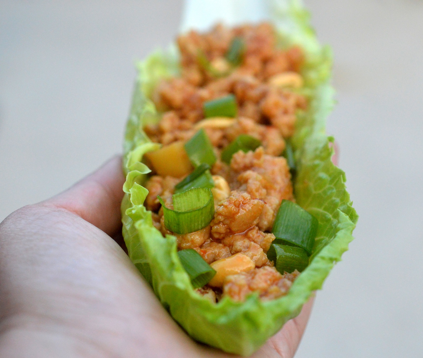 How To Make Lettuce Wraps