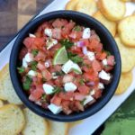 Mozzarella Pico de Gallo Recipe