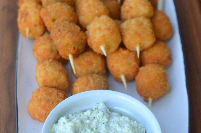 Potato Veggie Skewers