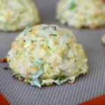 Easy Zucchini Drop Biscuit Recipe
