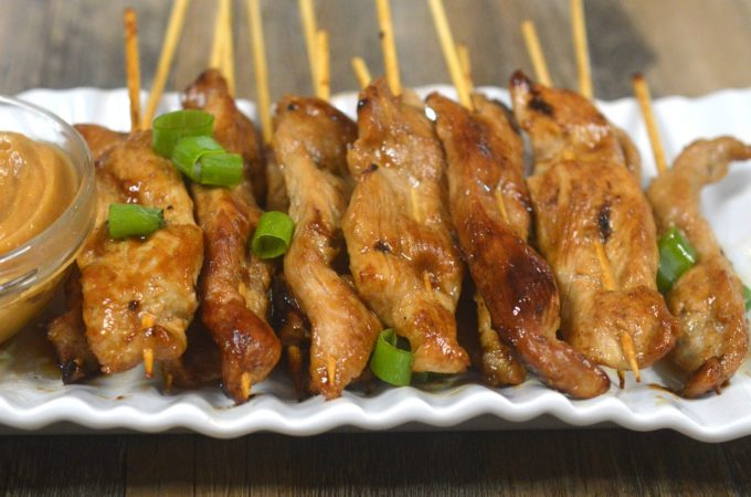 How To Make Satay Perfect for tailgating or parties!