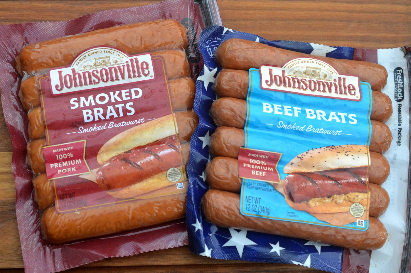 Johnsonville Smoked Brats