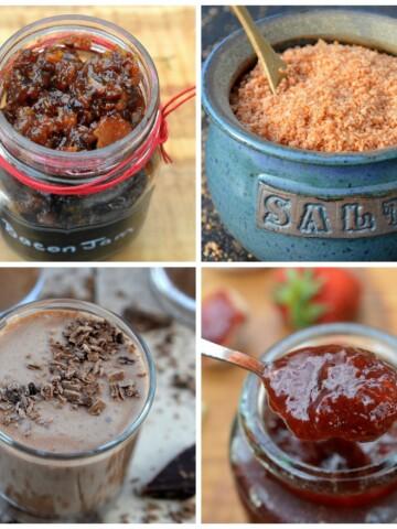 Homemade Food Gift Recipes