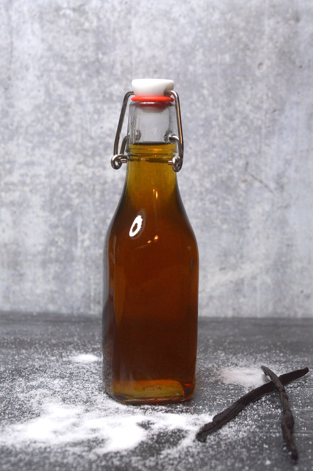 Homemade Vanilla Syrup For Coffee Lovers