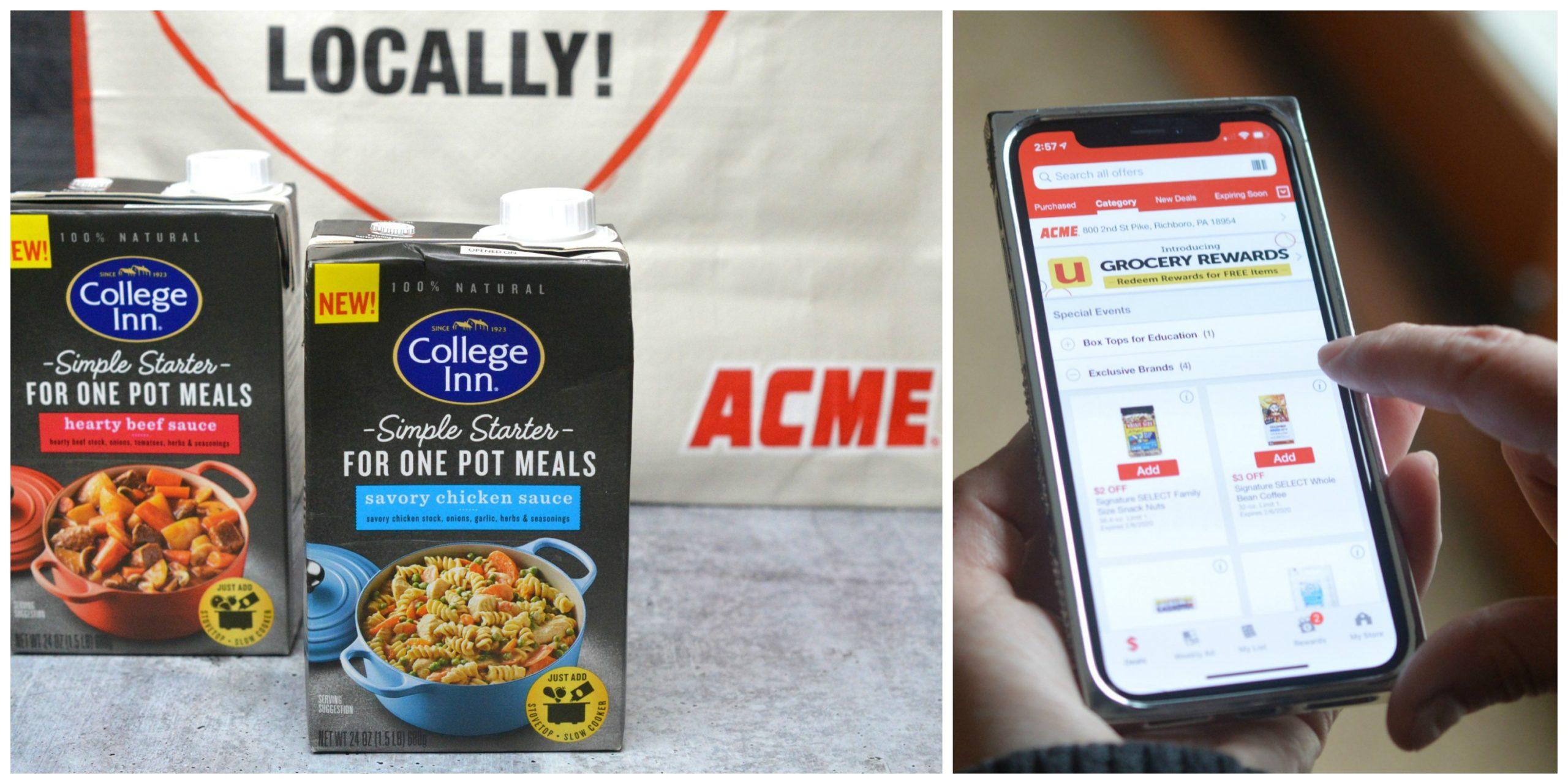 ACME Mobile App