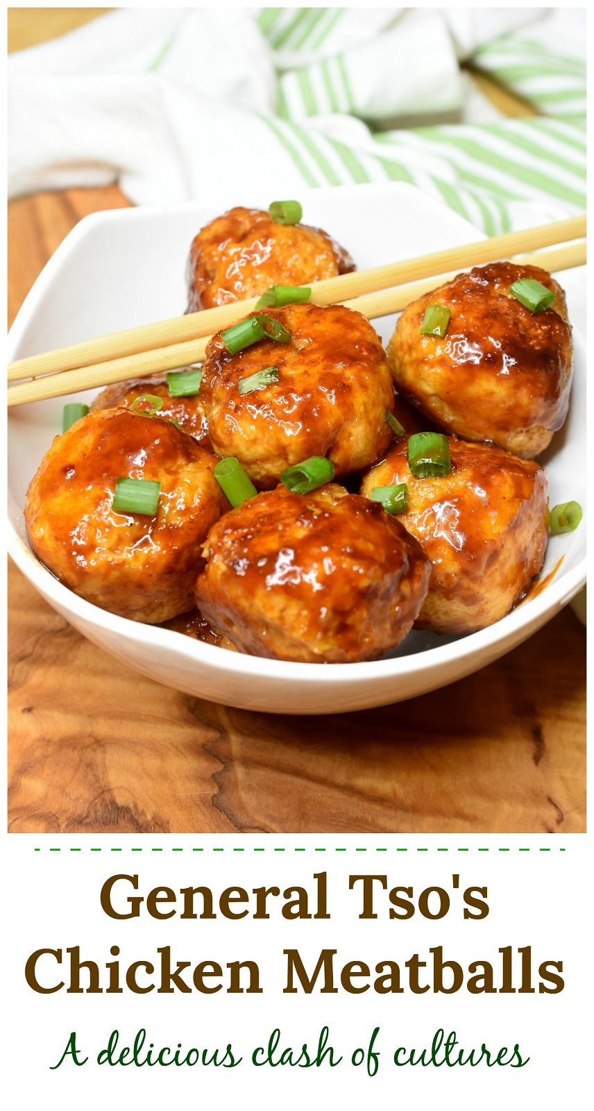 General Tso's Chicken Meatballs one of my favorites!